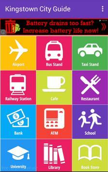 Kingstown City Guide poster