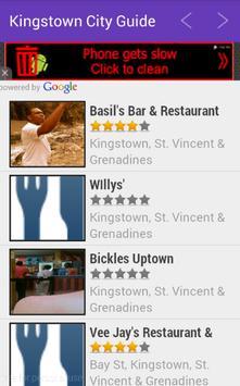 Kingstown City Guide apk screenshot