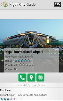 Kigali City Guide apk screenshot