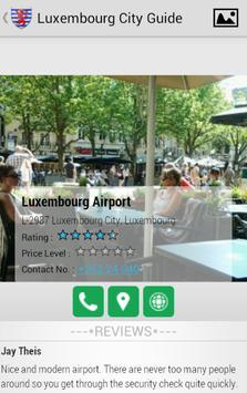 Luxembourg City Guide apk screenshot
