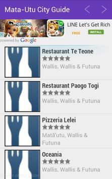 Mata-Utu City Guide apk screenshot