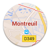 Montreuil City Guide icon
