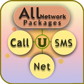 All Network Packages: New Bundles All Networks icon