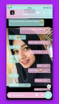 wa transparan - cuteimut screenshot 2