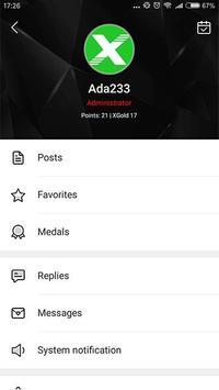 XClub-Infinix Fans Club apk screenshot