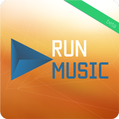 RunMusic Beta icon