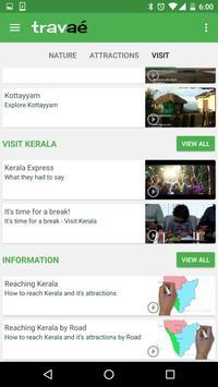 Kerala Tourism - Travae! apk screenshot