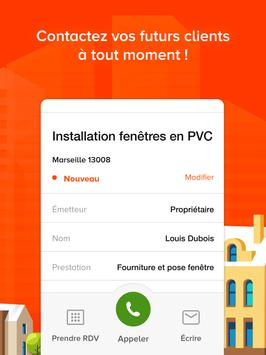 Travaux.com Pro apk screenshot