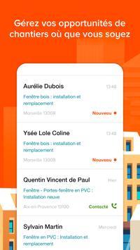 Travaux.com screenshot 1