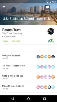 Routes Travel and Tours screenshot 1