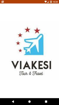 Viakesi Tour Travel poster