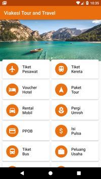 Viakesi Tour Travel apk screenshot