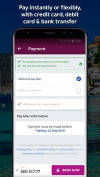 Almosafer: Flights, Hotels and Holidays apk screenshot