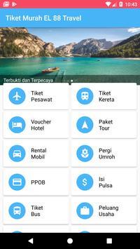 Tiket Murah El 88 Travel screenshot 1