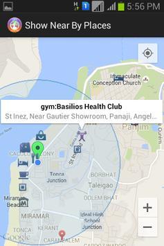 GPS apk screenshot