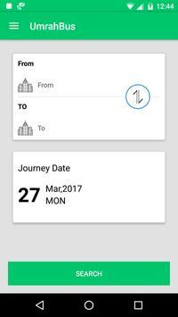 Umrah Bus apk screenshot
