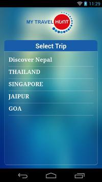 My Travel Hunt screenshot 2