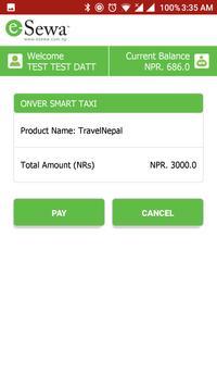 Travel Nepal Bus apk screenshot