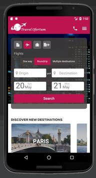 Travel Ofertum screenshot 1
