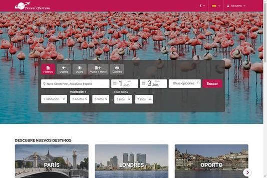 Travel Ofertum screenshot 7