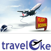 TRAVELOKE - Flight and Hotel icon