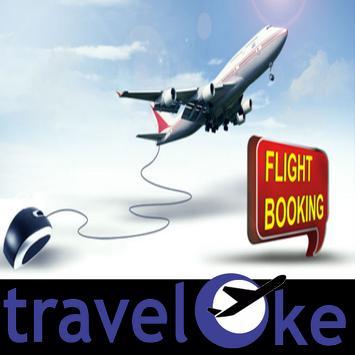TRAVELOKE - Flight and Hotel poster