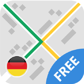 Germany GPS Navigation & Maps icon