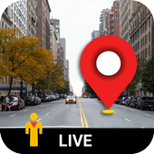 Street View Live, GPS, Navigation & Satellite Maps icon