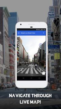 Street View Live, GPS, Navigation & Satellite Maps screenshot 3