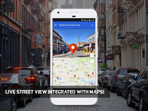 Street View Live, GPS, Navigation & Satellite Maps screenshot 8