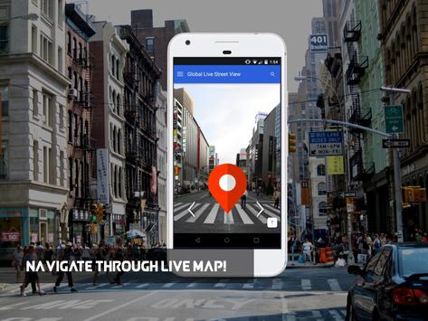 Street View Live, GPS, Navigation & Satellite Maps screenshot 9