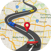 Global GPS Navigation, Maps & Driving Directions icon