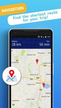 Global GPS Navigation, Maps & Driving Directions screenshot 15