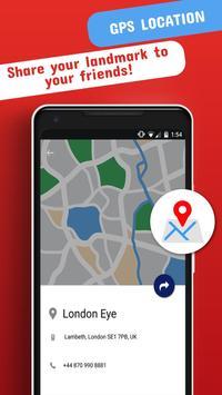 Global GPS Navigation, Maps & Driving Directions screenshot 1