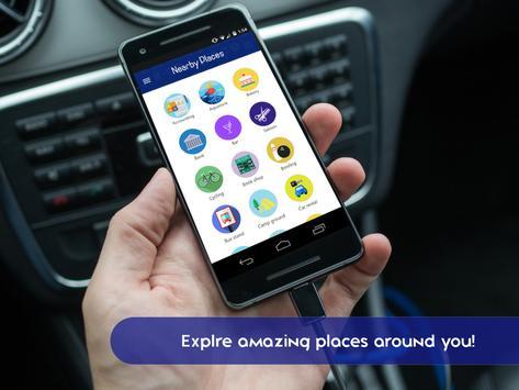 Global GPS Navigation, Maps & Driving Directions screenshot 2