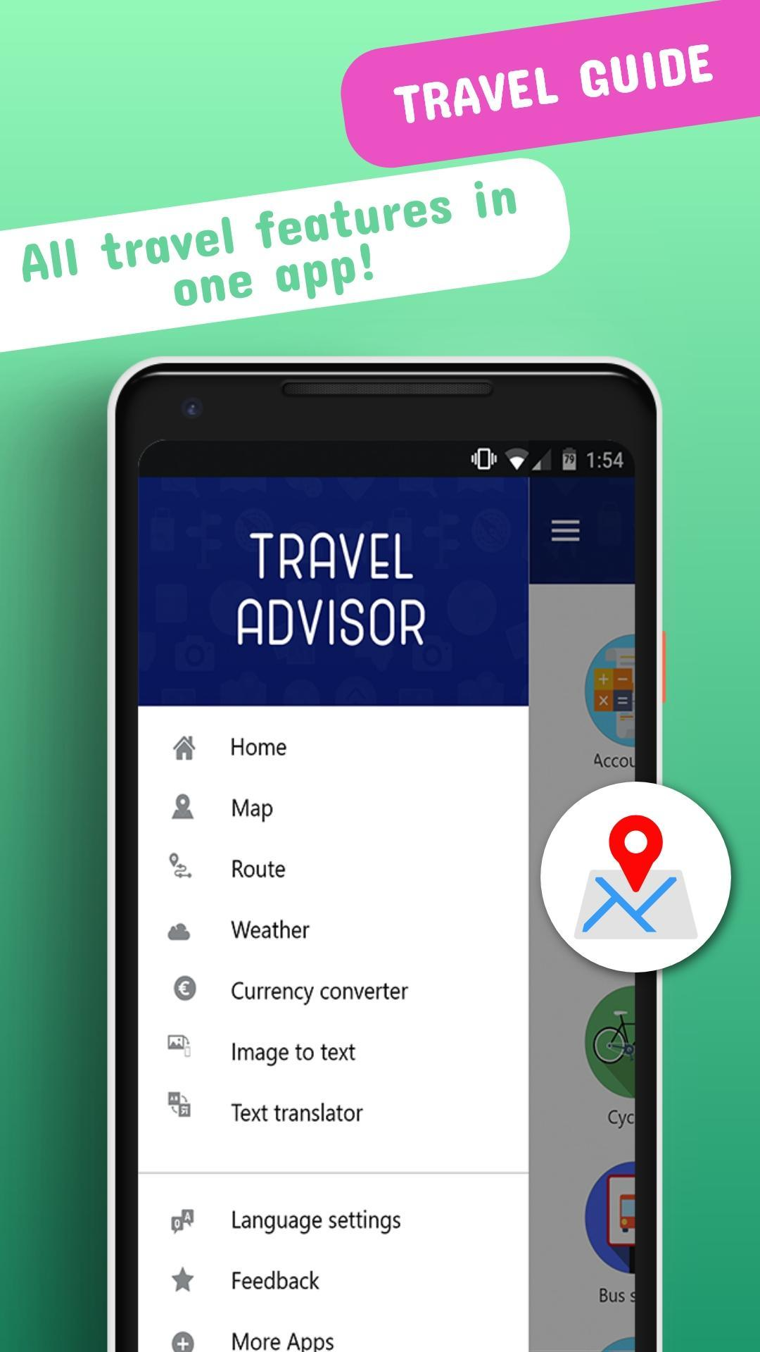 Global GPS Navigation, Maps & Driving Directions for Android