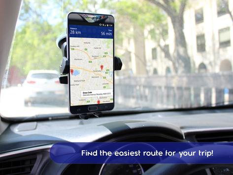 Global GPS Navigation, Maps & Driving Directions screenshot 8