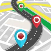 Japan GPS Navigation & Maps icon