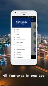 Thailand GPS Navigation & Maps poster