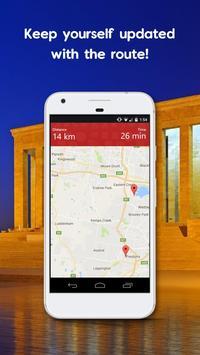 Turkey GPS Navigation & Maps screenshot 2