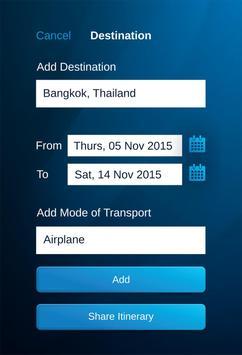 Travelbuds apk screenshot