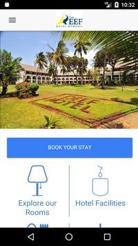 Reef Hotel Mombasa poster