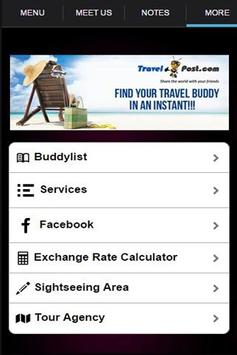 Travelbpost apk screenshot