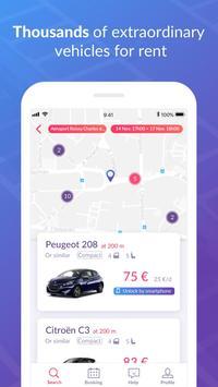 TravelCar screenshot 1