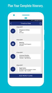 TravelEase apk screenshot
