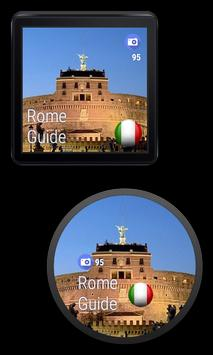Rome Wear Guide poster