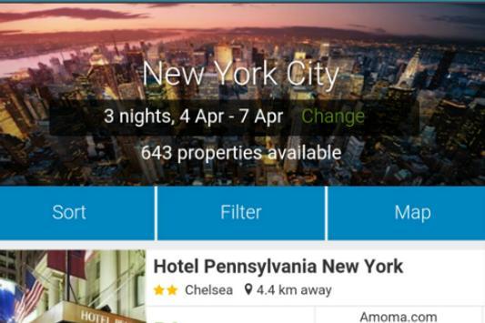 USA Hotels screenshot 3