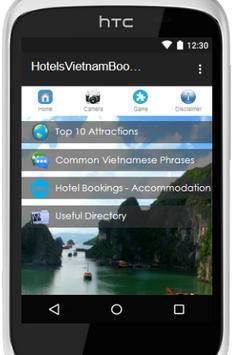 Hotels Vietnam Booking (Khách sạn) poster