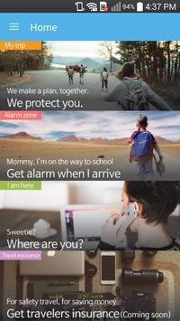 Travel guardian - Safe travel poster