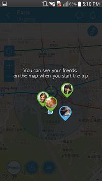 Travel guardian - Safe travel apk screenshot